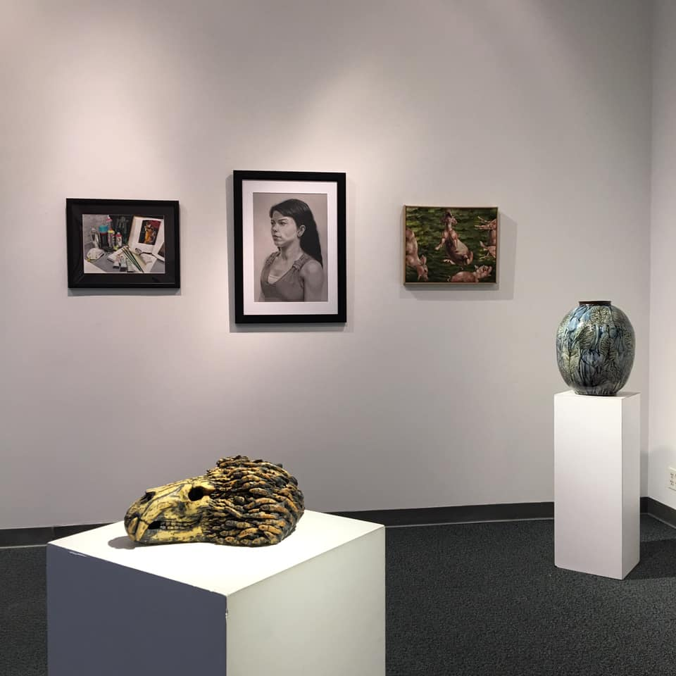 ICCJE exhibit - Parkland student works