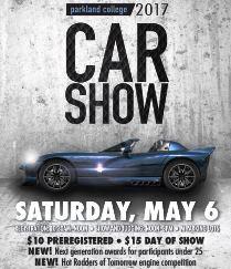 Parkland Motorsports Car Show