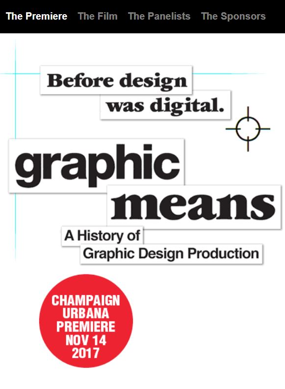 Graphic Means film