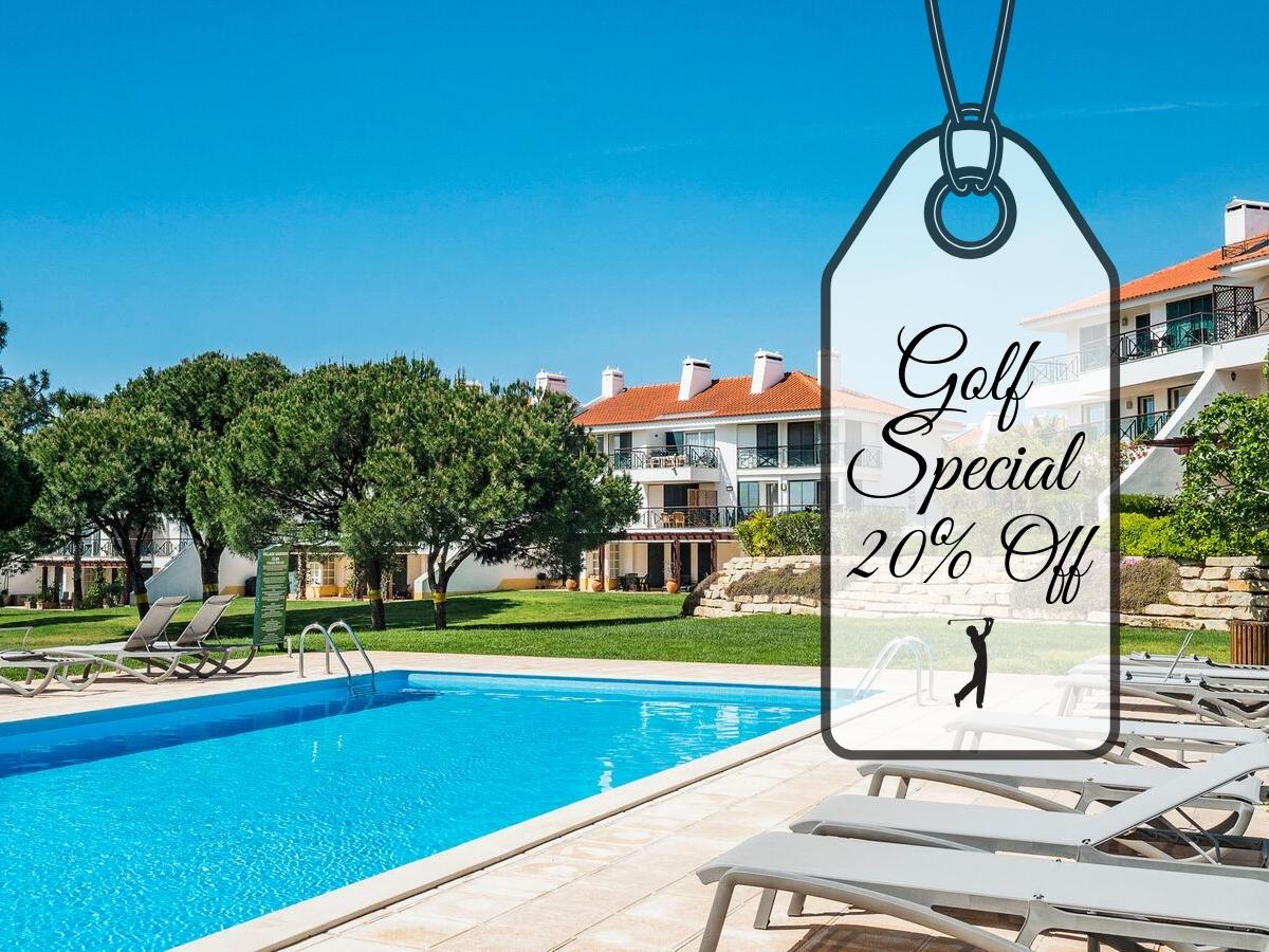 2 Bedroom Apartment - Vila Sol Holiday Apartment - Portugal