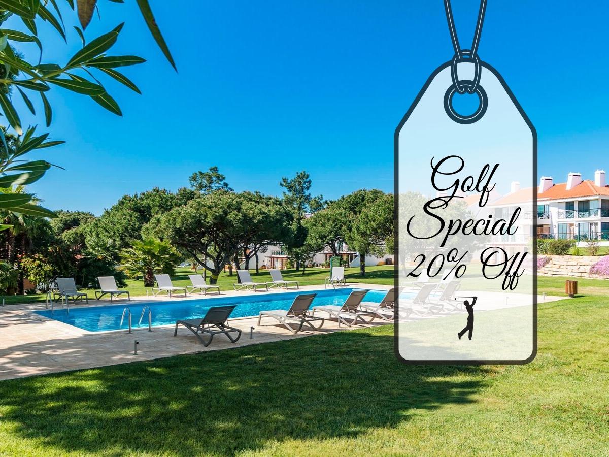 Vila Sol Golf Resort Apartments - Rent - Vacation - Algarve Portugal
