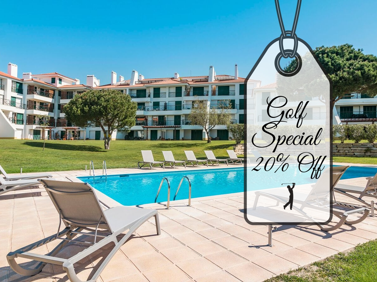 3 Bedroom Apartment - Vila Sol - Golf - Holiday Algarve