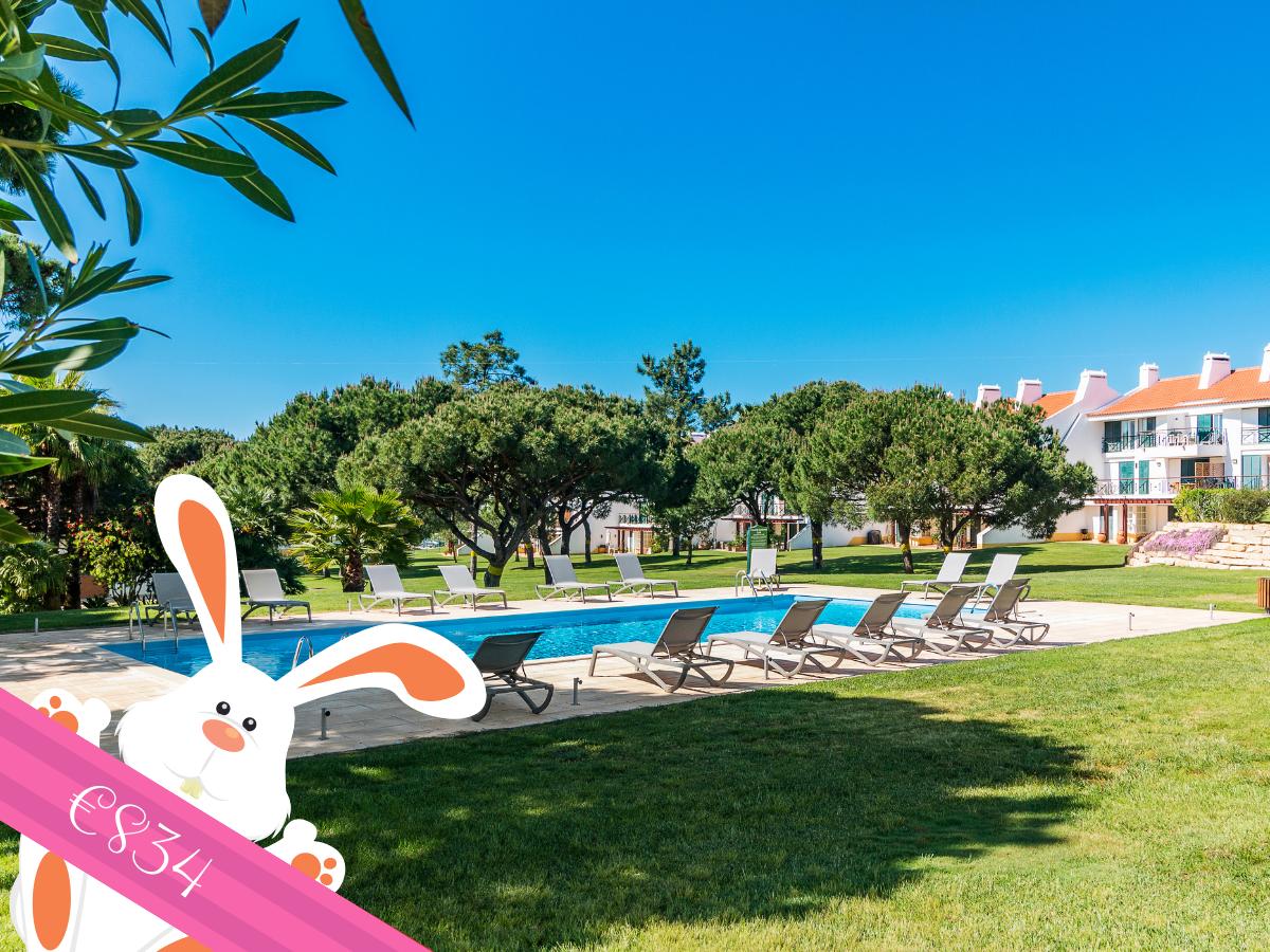 Holiday - Rentals - Vila Sol - Easter - Promotion