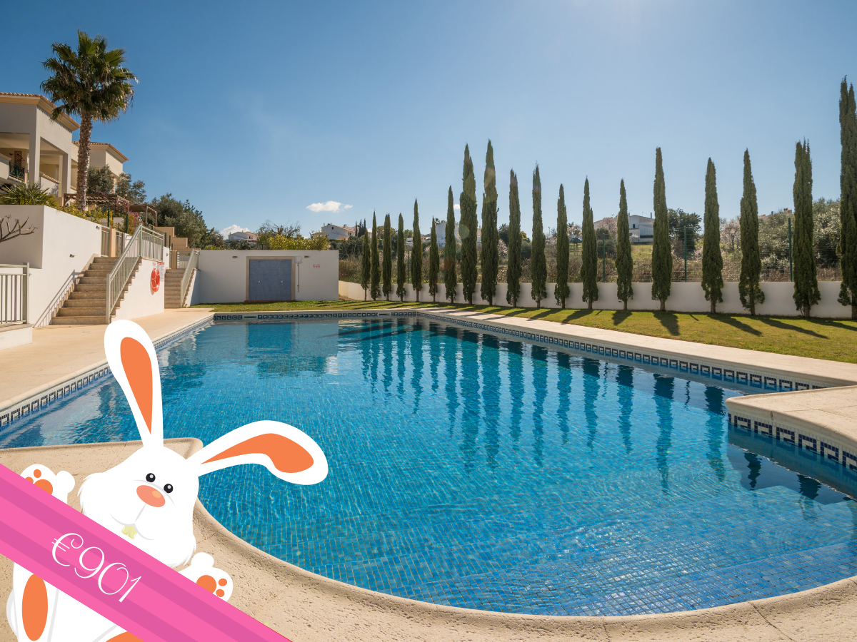 Holiday - Rentals - Albufeira - Easter - Promotion