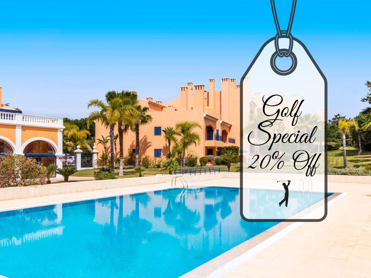Holiday Apartment - Algarve Rental - Golf Course Portugal