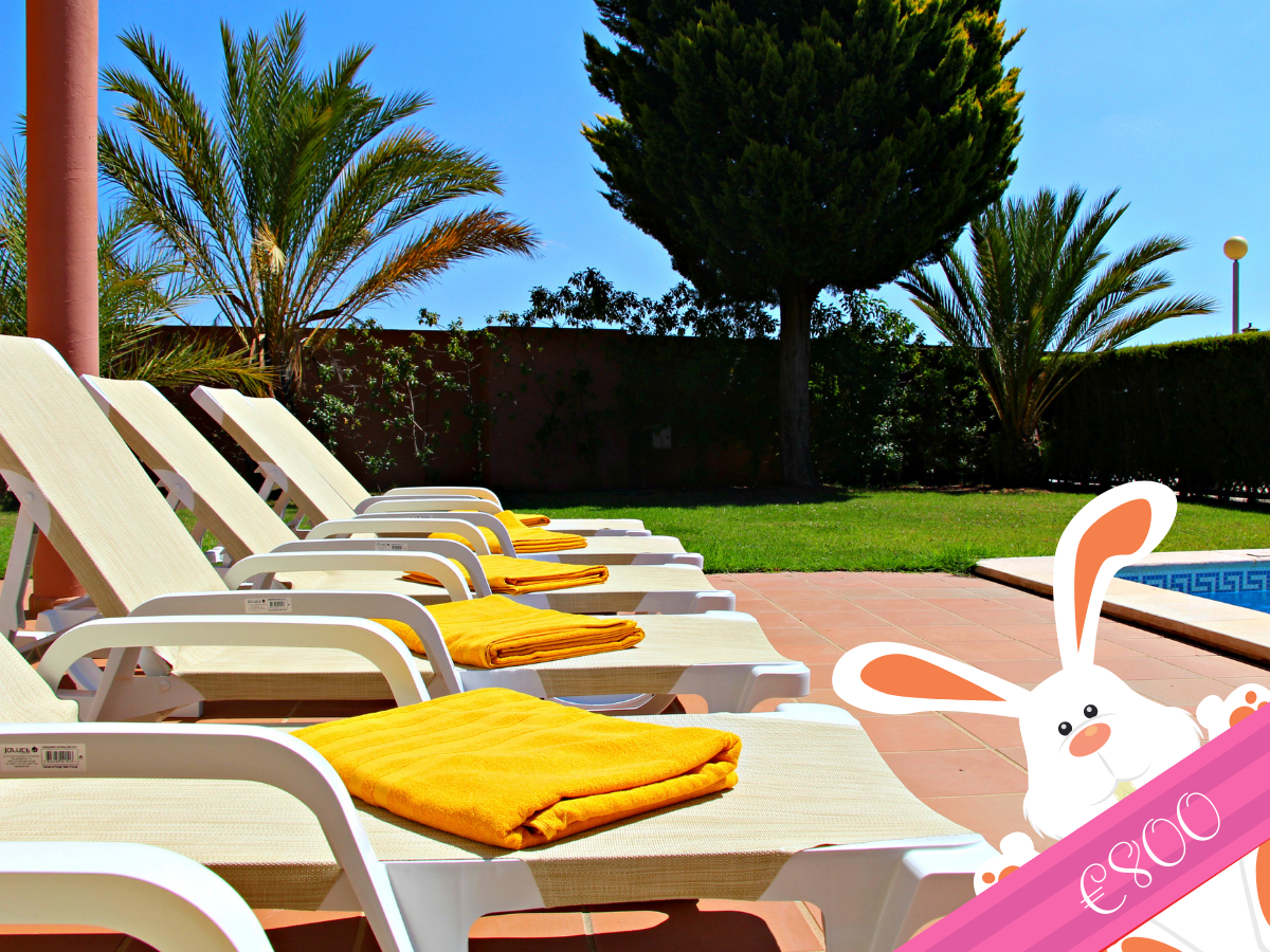 Holiday - Rentals - Silves - Easter - Promotion