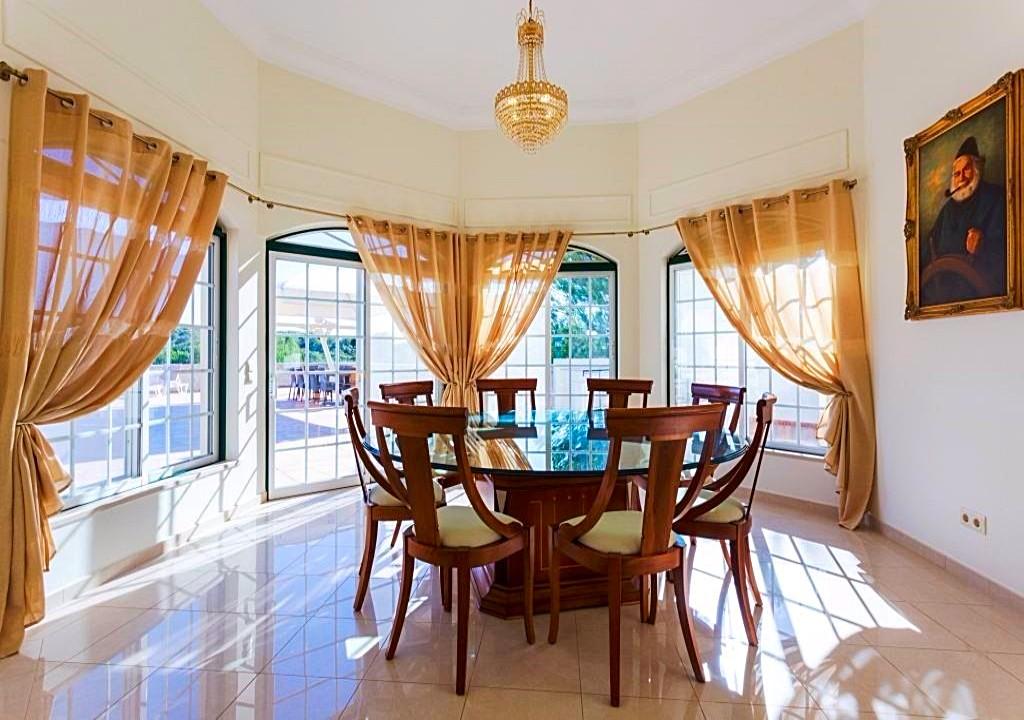 luxury villa Monte Judeu