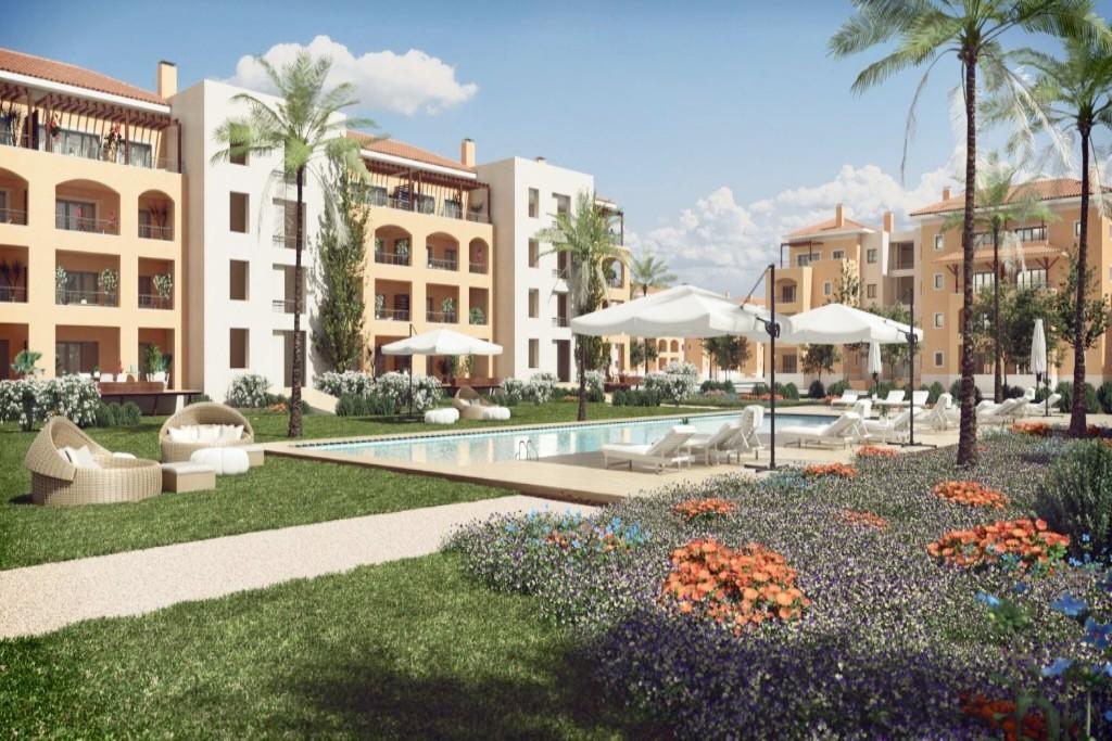 Modern New Vilamoura Apartments, Algarve, Portugal