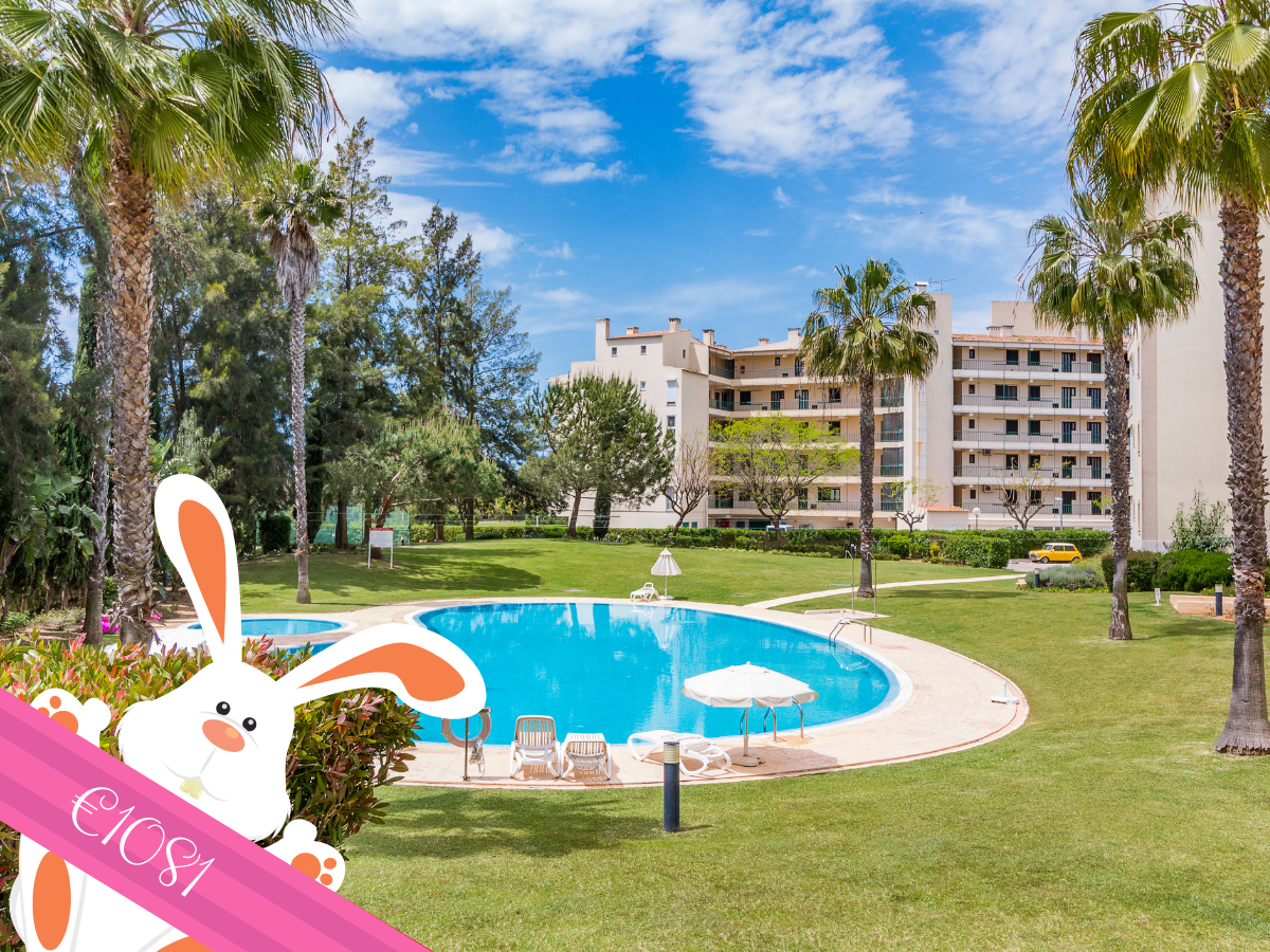 Holiday - Rentals - Vilamoura - Easter - Promotion