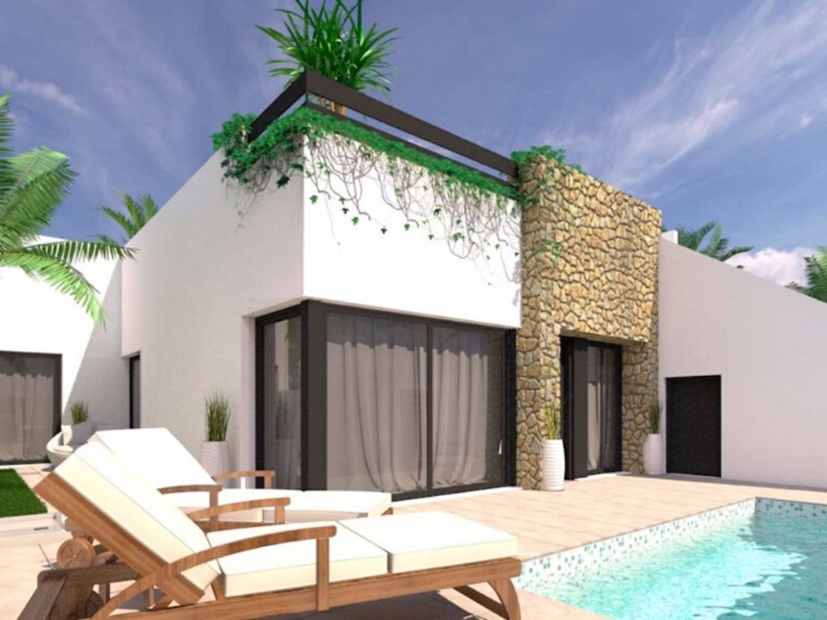 2 - bed- Villa -For Sale - Spain