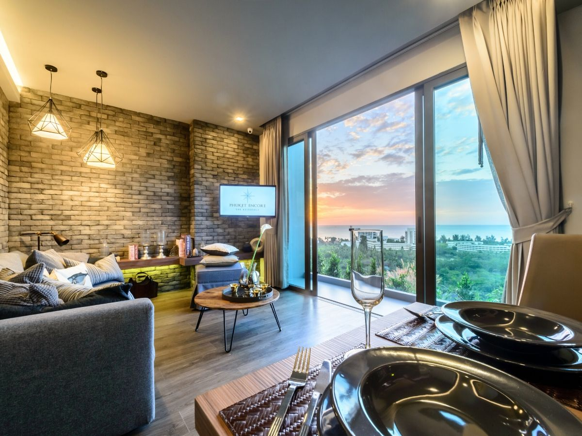 One-bed-apartment-For Sale - Phuket -Thailand