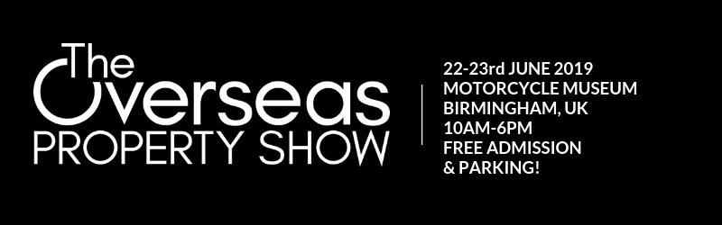 Overseas Property Exhibitions - Free Events - Birmingham
