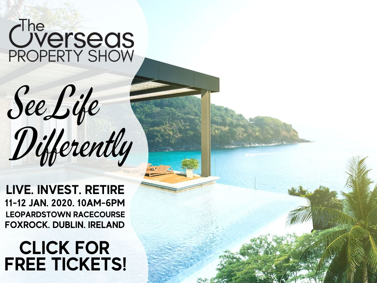 Overseas - Property Exhibition - FreeEvents - Dublin