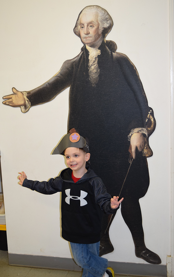 George Washington's Birthday and Archaeology Day