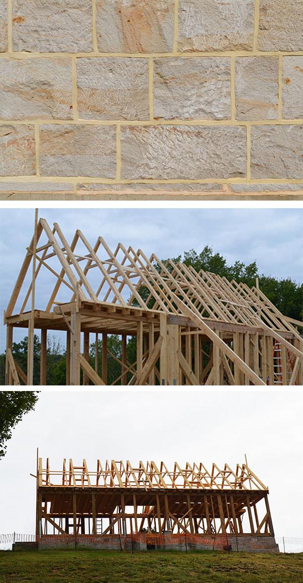 Washington house construction