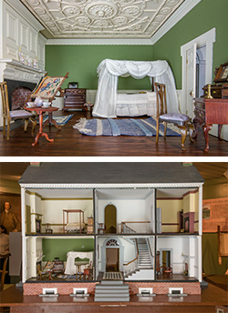 Dollhouses at Historic Kenmore