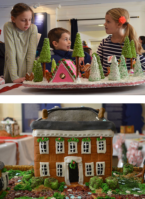 Gingerbread Contest and Exhibit