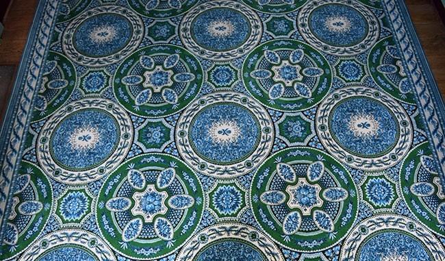 Drawing Room carpet