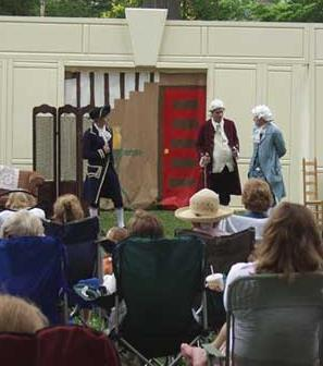Shakespeare on the Lawn at Kenmore