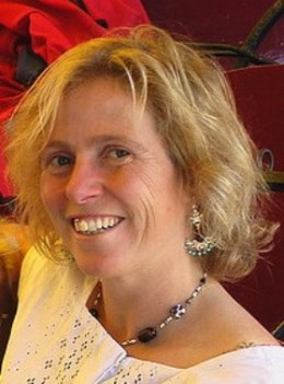 Jolanda Rutten, nieuwe voorzitter