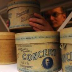 Unlocking Our Sound Heritage, Edison Concert Cylinder