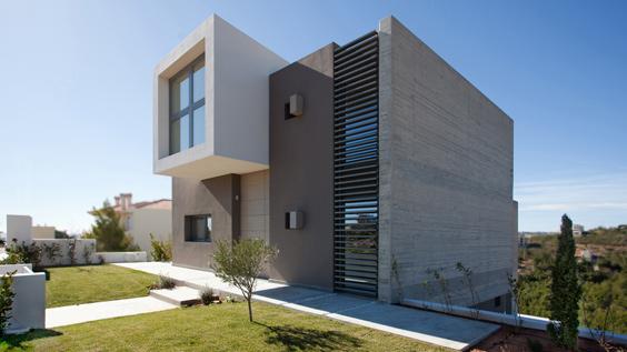 Κατοικία στο Πικέρμι - PARTHENIOS ARCHITECTS & ASSOCIATES