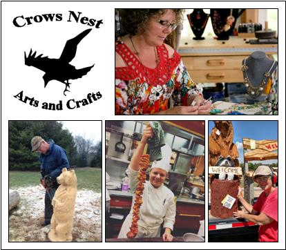 Crows Nest Arts And Crafts