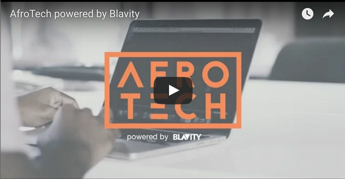 AfroTech powered by Blavity