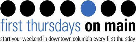 First Thursdays on Main banner