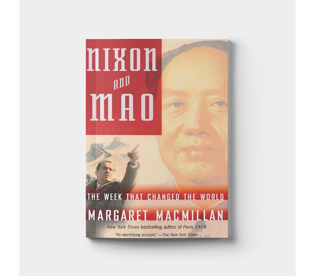 """Nixon and Mao"" book by Margaret MacMillan"