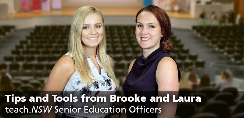 Brooke & Laura - SEOs