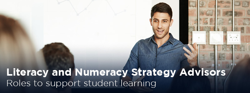 Literacy and Numeracy Strategy Advisors
