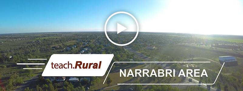 Teach Rural, Narrabri Area