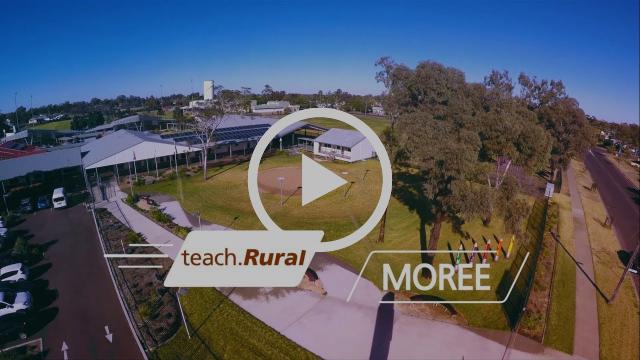Teach rural Moree