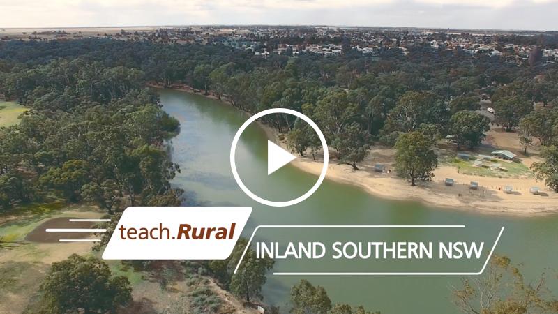 teach.Rural - inland southern NSW