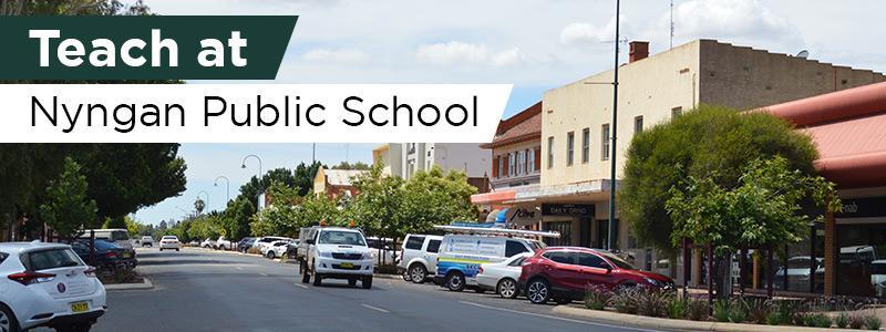 Teach at Nyngan Public School