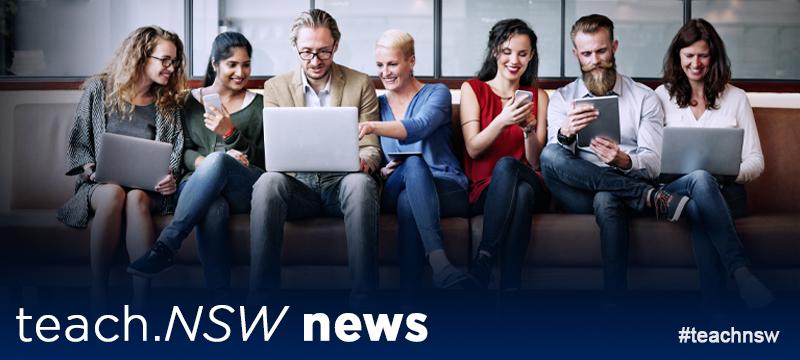 teach.NSW news update