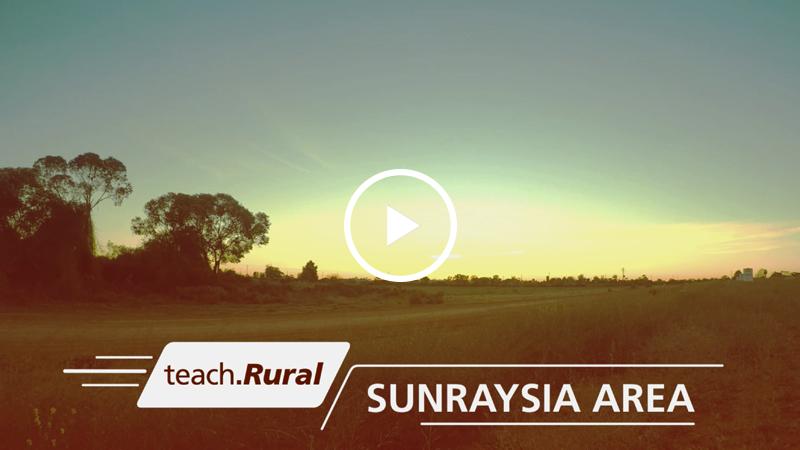 Teach Rural Sunraysia Area