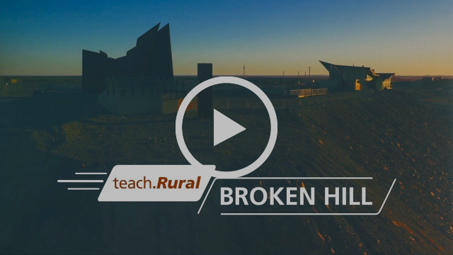 Teach Rural, Broken Hill