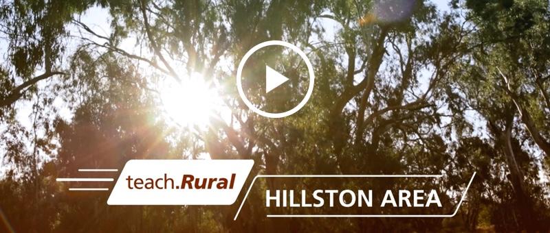 Teach Rural NSW, Hillston Area