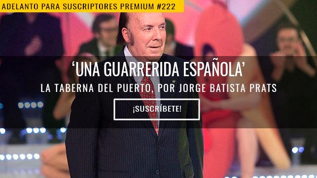 'Una guarrerida española'