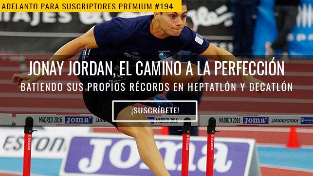 Jonay Jordan, el camino a la perfección