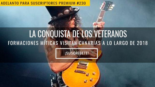 La conquista de los veteranos