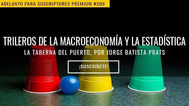 Trileros de la macroeconomía y la estadística