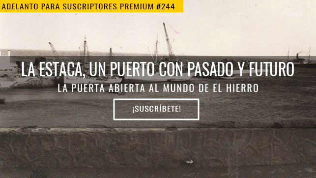 La Estaca, un puerto con pasado y futuro