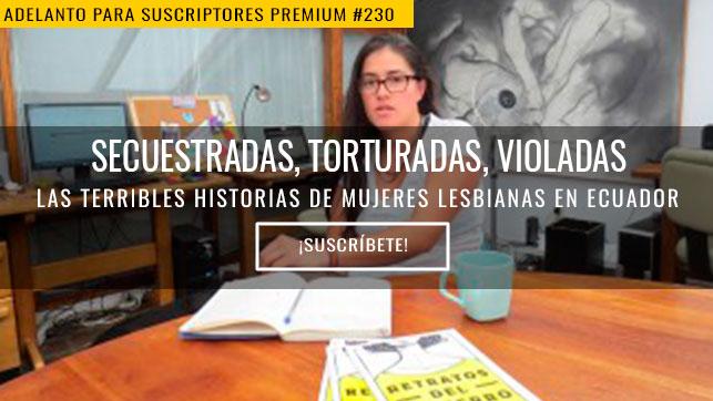 Secuestradas, torturadas, violadas