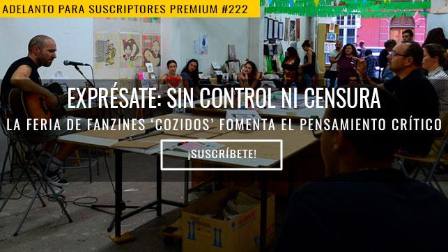 Exprésate: sin control ni censura