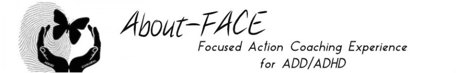 About-FACE Life Coaching for ADHD Header Image