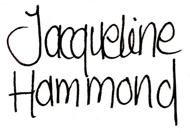 Jacqueline Hammond Signature