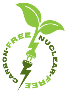 Carbon-Free, Nuclear Free WI